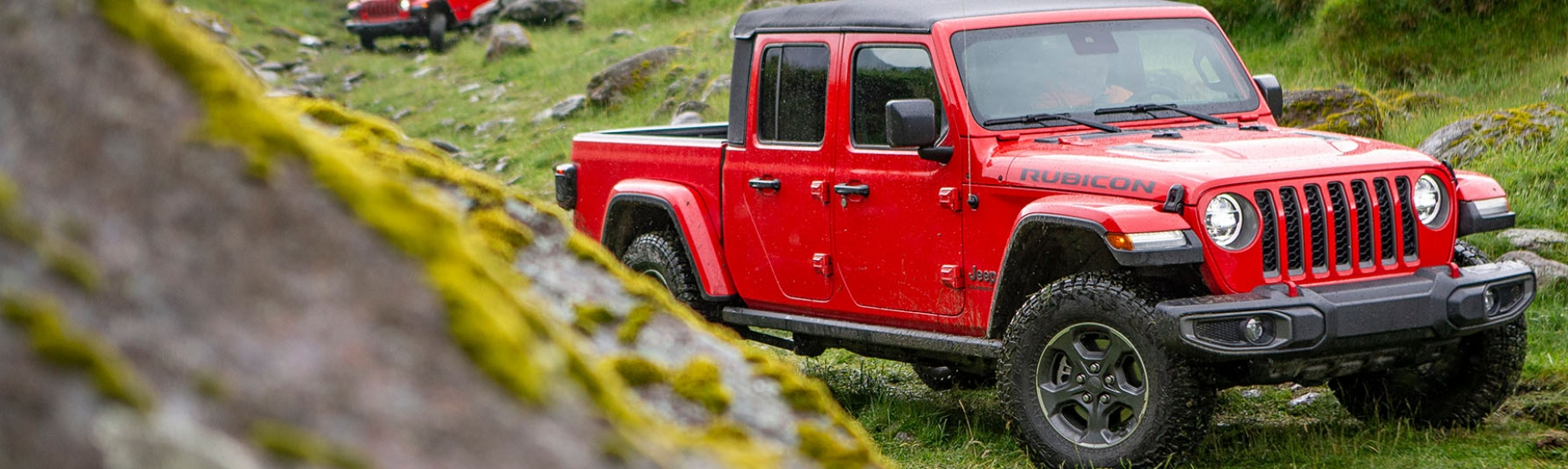 ALL-NEW JEEP GLADIATOR