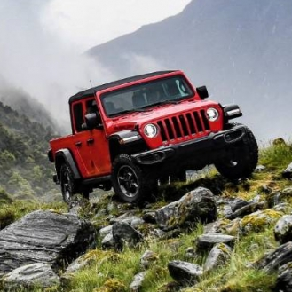 First drive review: Jeep Gladiator - David Linklater, stuff.co.nz